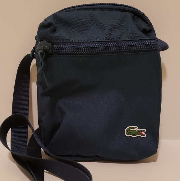 a760a32f6 Lacoste Other - Lacoste Neocroc canvas vertical all purpose bag